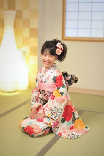 宝塚市 10歳13歳 十歳記念 十三詣参り