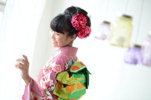 川西市 10歳記念 十三参り