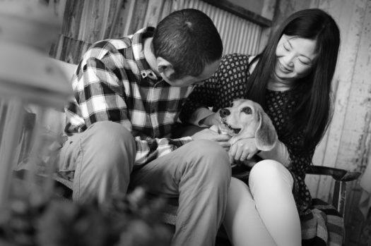 ペットフォト 家族写真