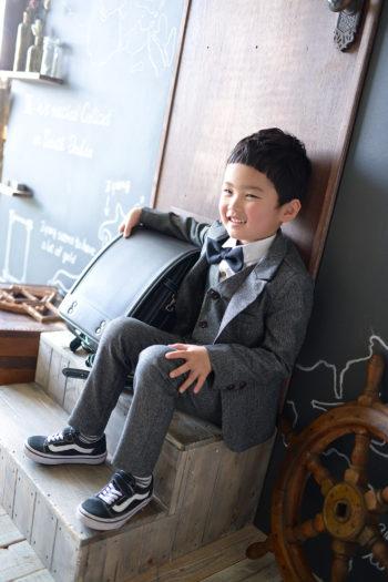 伊丹市 入学記念 ランドセル 男の子