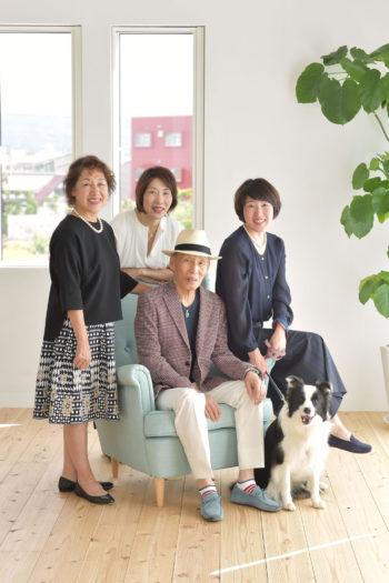 宝塚市 ペットフォト 家族写真 コリー