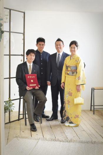豊中市 卒業記念