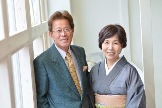 長寿の祝い 記念撮影 宝塚市 夫婦