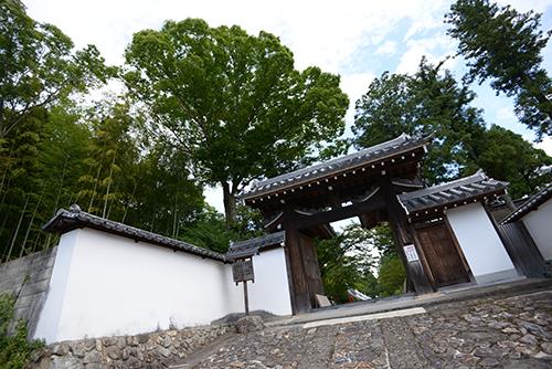 多田神社 西門