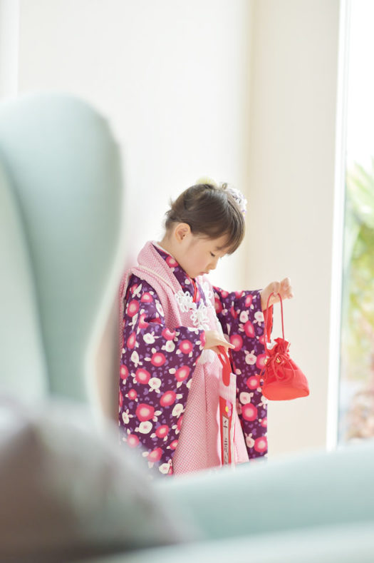 宝塚 七五三 日本の伝統