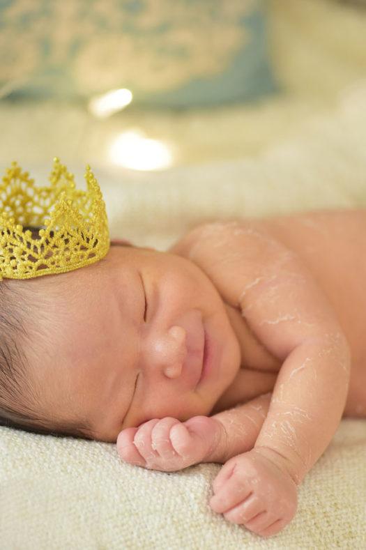 川西市 ニューボーンフォト 新生児 生まれたて
