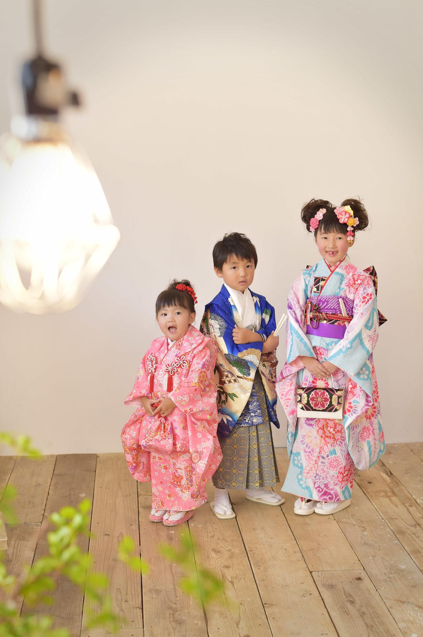 宝塚市 七五三 3歳 5歳 7歳