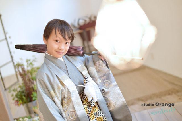 斑鳩町 十歳記念 男の子