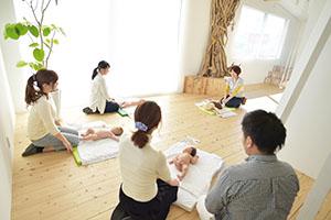 宝塚市 ベビーマッサージ
