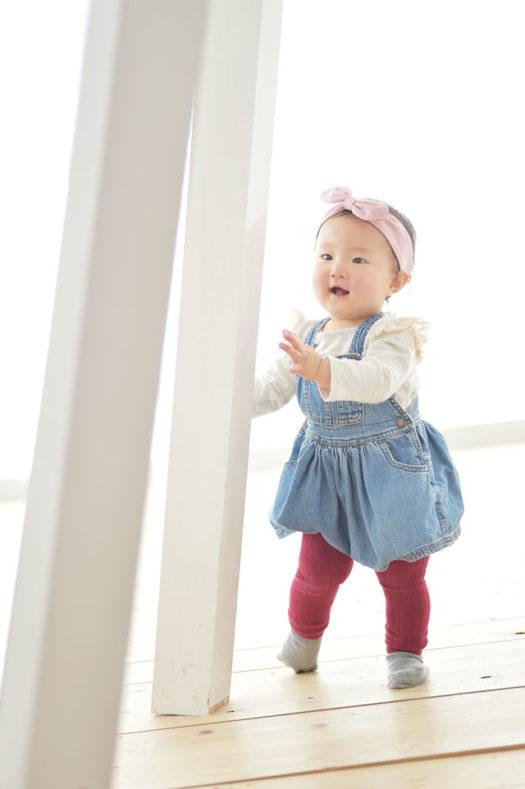 宝塚市 誕生日記念 1歳 女の子