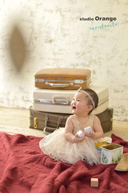 伊丹市 お誕生日記念 1歳 女の子