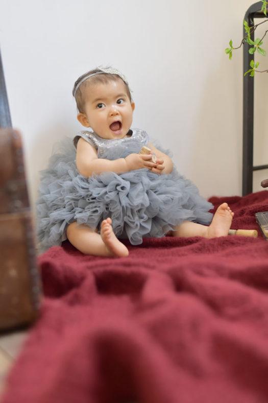 宝塚市 誕生日 スタジオ衣装 ドレス