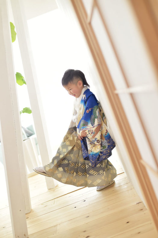 宝塚市 七五三 5歳
