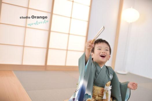 宝塚市 写真館 七五三 入園 入学 男の子