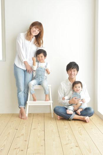 宝塚市 お誕生日フォト バースデーフォト 誕生日記念 家族写真