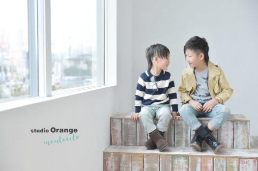 宝塚市 七五三 5歳 7歳 カジュアル衣装 ポールスミス