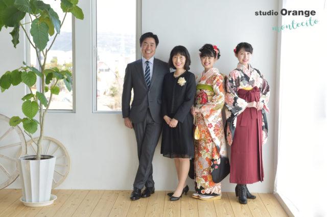 宝塚市 成人式 振袖 袴