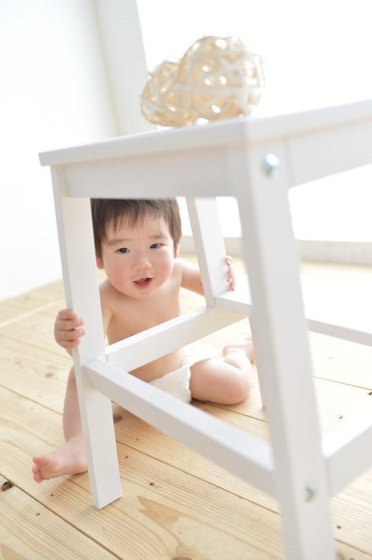 川西市 バースデーフォト 1歳 男の子
