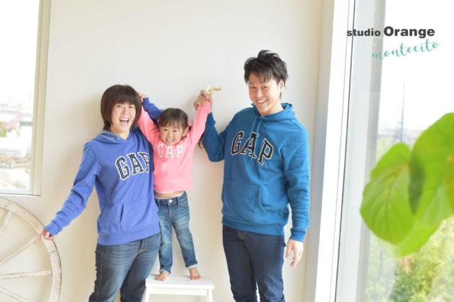 吹田市 バースデーフォト 家族写真