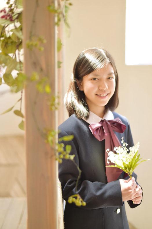 宝塚市 入学卒業