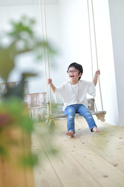 宝塚市 バースデー 4歳