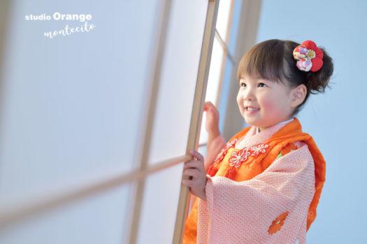 宝塚市 七五三 3歳女の子