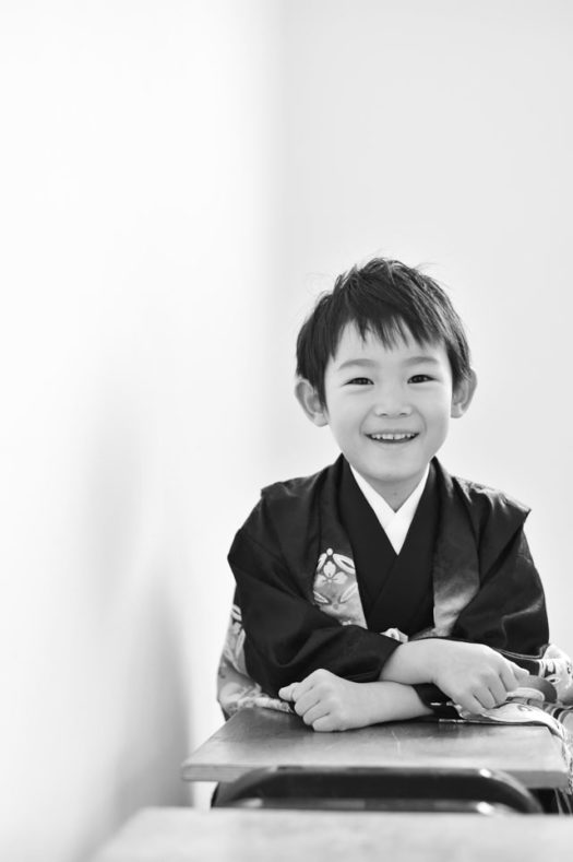 兵庫 七五三 5歳男の子