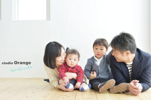 宝塚市 お誕生日フォト 家族写真