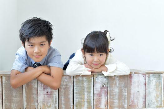 宝塚市 七五三 7歳女の子