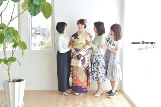 宝塚市 写真館 成人式 前撮り