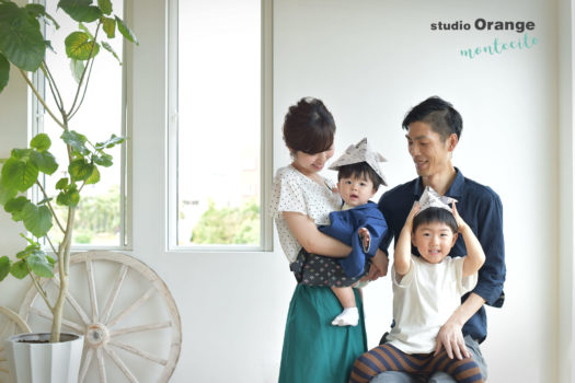 宝塚市 端午の節句 こどもの日 お祝い 家族写真