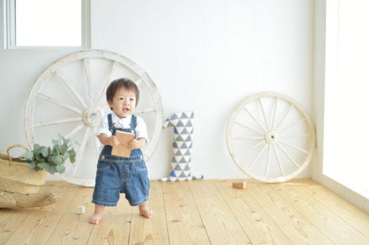 宝塚市 バースデー 1歳 男の子