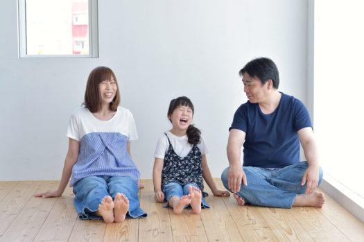 宝塚市 七五三 家族写真 カジュアルフォト