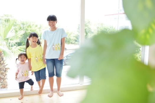 宝塚市 お誕生日 リンクコーデ 姉妹写真