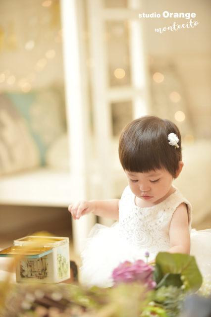 川西市 1歳のお誕生日