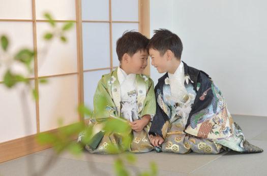宝塚 七五三 3歳5歳