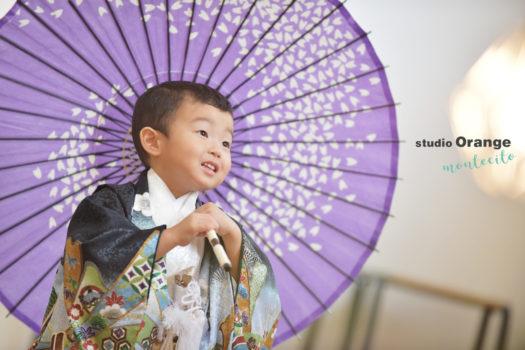 中山寺 七五三 写真撮影