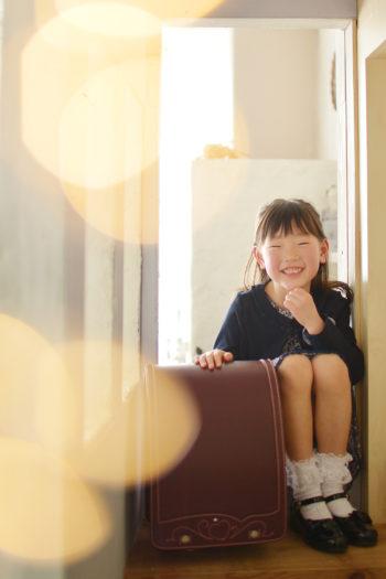宝塚市 入学 ランドセル 女の子