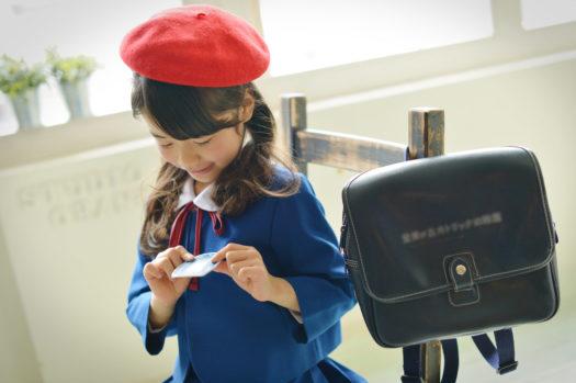 宝塚市 卒園 女の子 制服