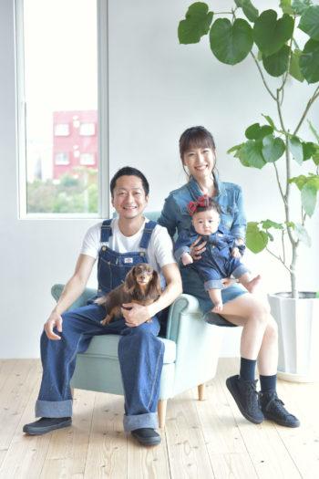 宝塚 ファミリーフォト 家族写真 自然な写真