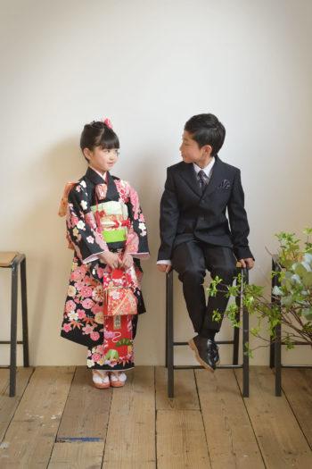 宝塚 七五三 7歳女の子