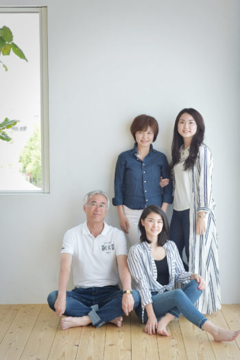 宝塚 家族写真 ファミリーフォト