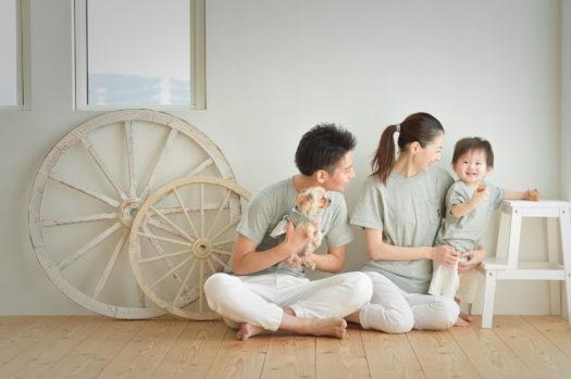 バースデーフォト ギャラリー 家族写真