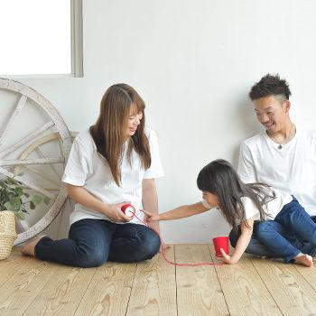 宝塚市 マタニティフォト 家族撮影