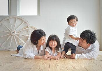 宝塚市 家族写真 特長