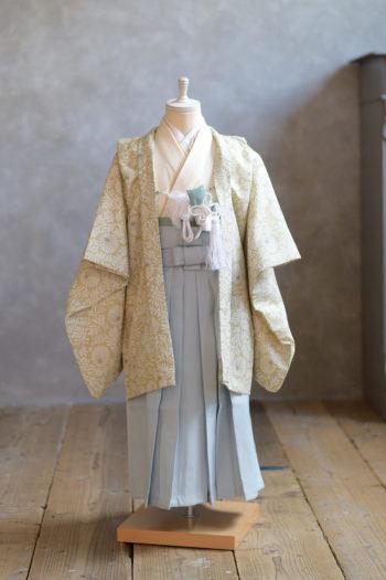七五三 3才 羽織袴 オリジナル着物