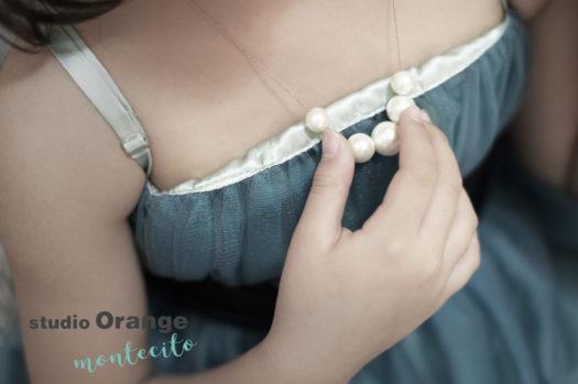 七五三 ドレス撮影 イメージカット