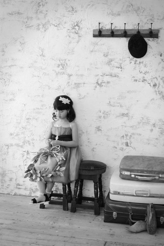 七五三 川西市 ドレス 前撮り