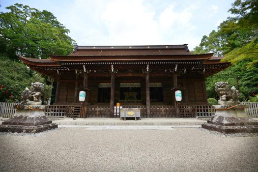多田神社 本殿