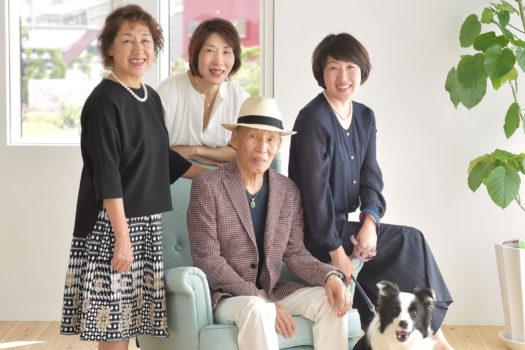 宝塚市 ペットフォト おしゃれ 家族写真